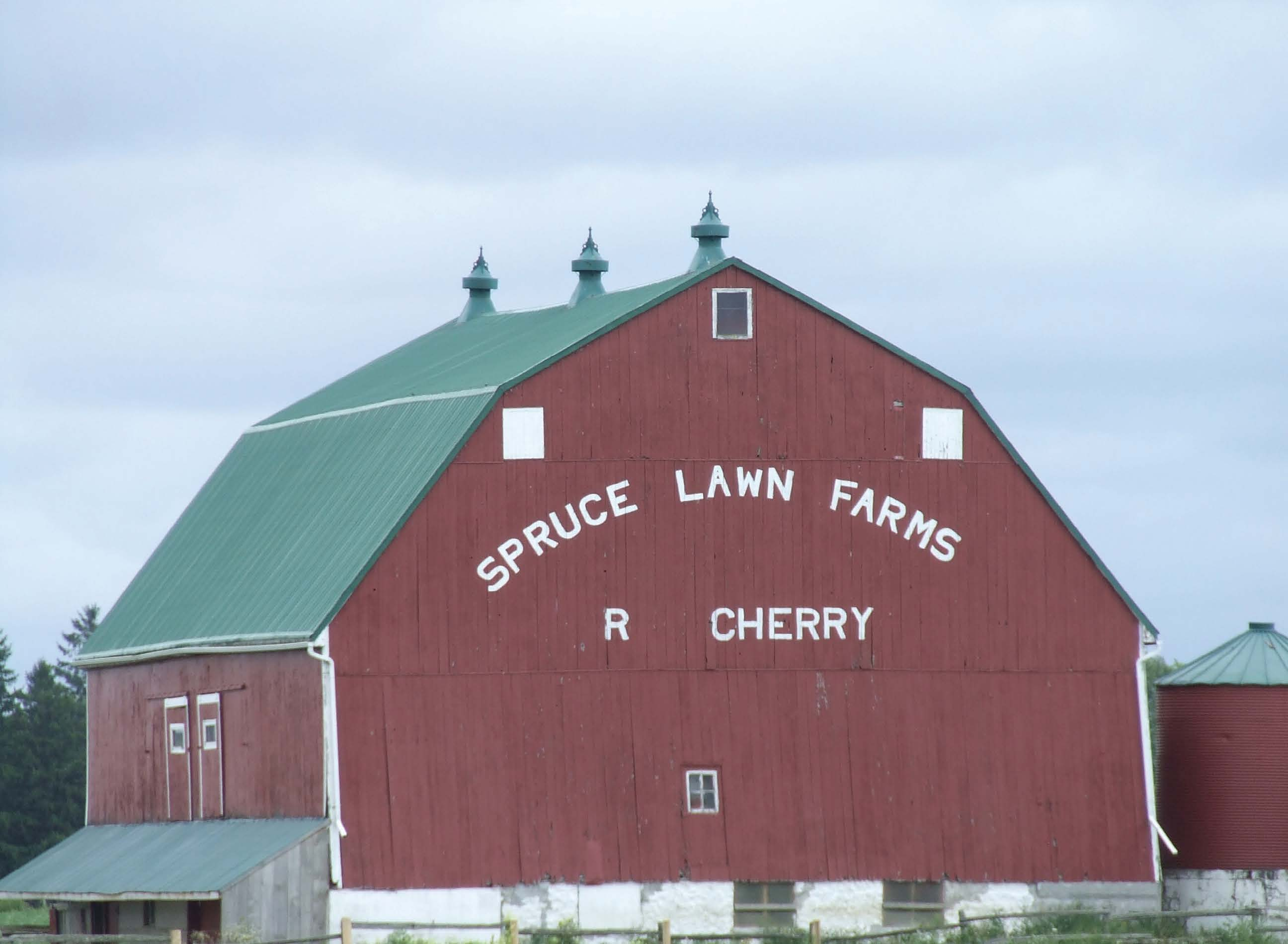 Barn History Mirrors Community Development The Rural
