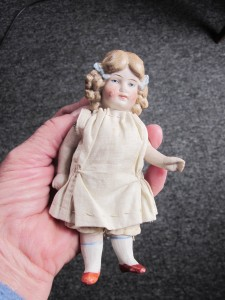 The vintage china eBay doll that may have saved a house.
