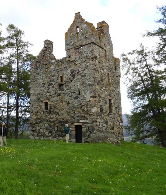Castle Knock Ruins
