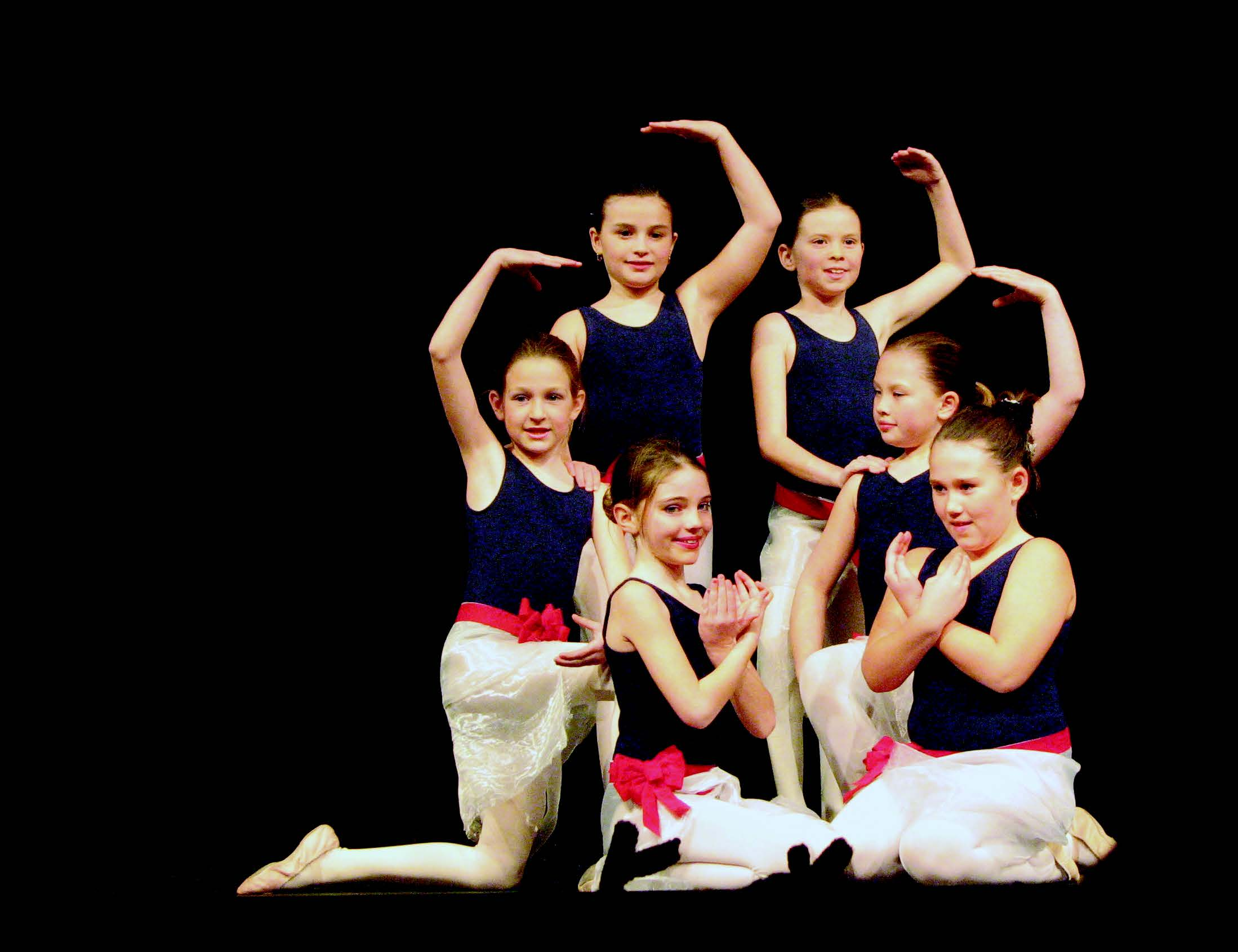Minto Dance Academy students perform at a demonstration event from Christmas past. Kelly Lenselink photo