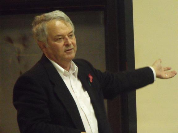 Gord Surgeoner, president of Ontario Agri-Food Technologies.