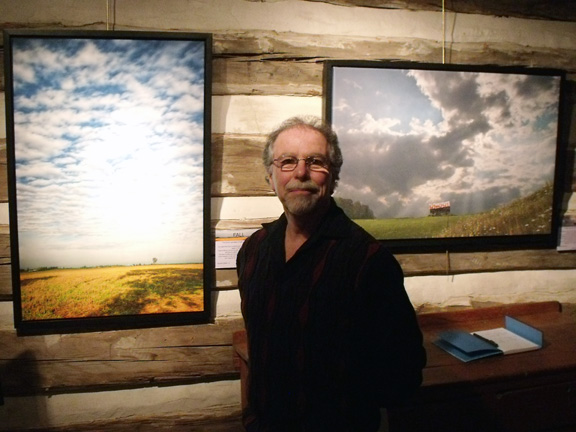 The work of artists/photographer Cliff Smith is currently on display at the Dufferin County Museum and Archives. Patrick Raftis photo