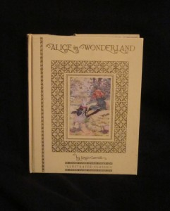 The Alice in Wonderland book has remained popular for 150 years (Willa Wick photo)